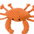 Crab Rope Toy