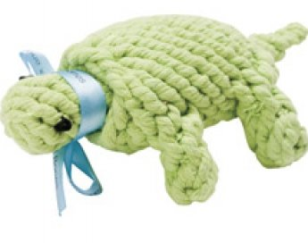 Turtle Rope Toy