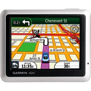 "Garmin Nuvi 1100 3.5"" Slim GPS Navigator, Refurbished"