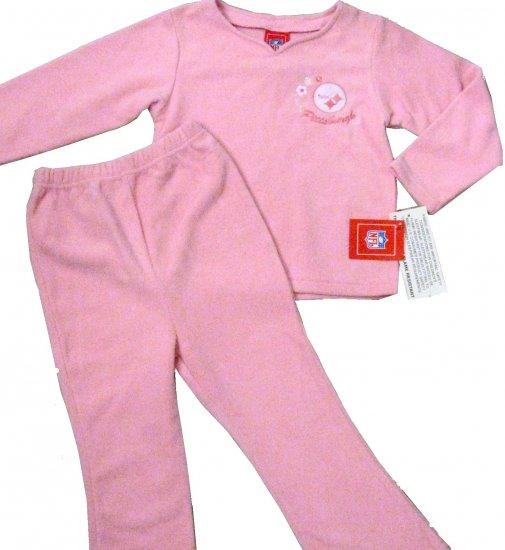 New Pittsburgh Steelers 2 Peice Pajama Set Size 6X