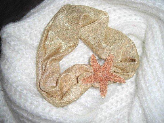 Sea Stars On Your Head-band