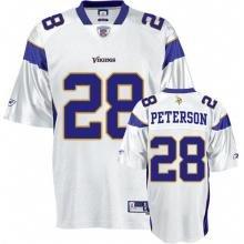 Adrian Peterson Minnesota Vikings Reebok Jersey YOUTH SMALL