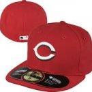 Cincinnati Reds NEW ERA 59Fifty Flat Bill Hat size 7 1/4