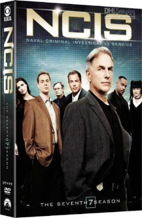 NCIS:THE SEVENTH SEASON DVD SET (2010) NEW-SHIPS FREE!
