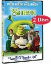 Shrek DVD (2001) 2 Disc Set-Special Edition-New!