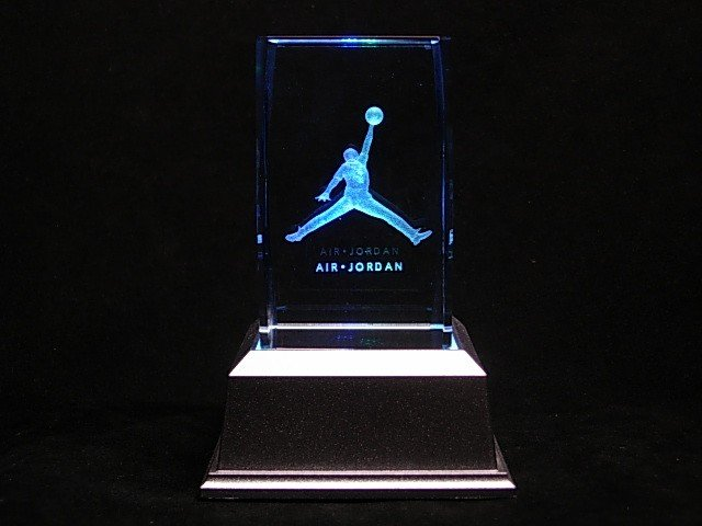 Michael Jordan Air Jumpman Collector Gift Light