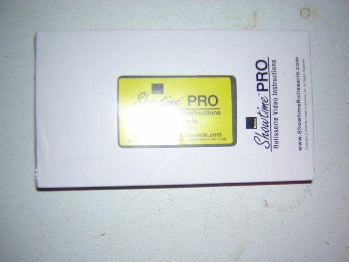 New Ronco 6000 Pro Rotisserie Instructional Video
