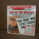 War of the worlds LP
