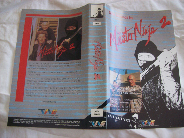 The Master Ninja 2