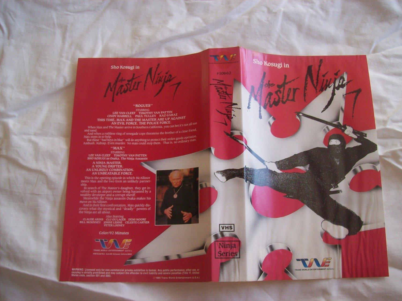 The Master Ninja 7