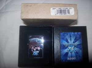 Three Stooges 75th Anniversary Zippo 1184 of 5000