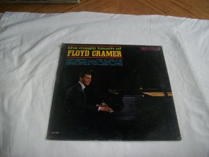 "Floyd Cramer ""The Magic Touch"""