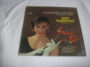 "Bert Kaempfert ""Magic Music"""