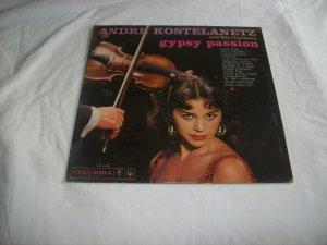 """Andre Kostelanetz """"Gypsy Passion"""""""