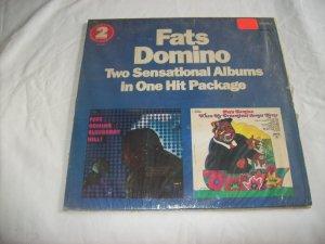 Fats Domino 2 Sensational Albums