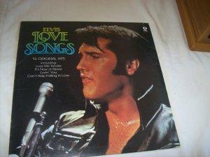 """Elvis """"Love Songs"""""""