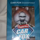 Carfax Car Fox Limited edition Bobble head
