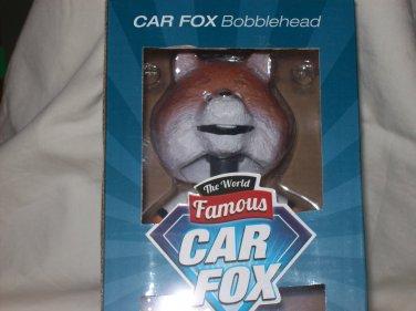 Carfax Car Fox Limited edition Bobble head