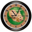 Hamster Wall Clock