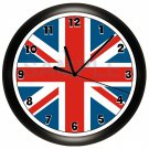 Union Jack Wall Clock Gift