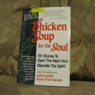 Chicken Soup for the Soul  by Jack Canfield  ISBN # 1-55874-262 INSPIRATIONAL BOOK
