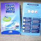 Clear Care Travel Pack  contact lens solution NEW in package