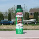 Coleman Insect Repellent 25% Deet  Long lasting NEW 6 oz.