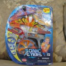 Sonic Flyers NEW in package Age 3+  Glidders and Turbo Propellers