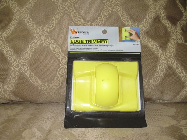 Warner paint edge trimmer  NEW in package