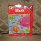 Brighter Child Math Grade 5 basic skills workbork with answer key ISBN # 1-56189-075+-8