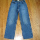 Arizonia Jean Co. 14 regular  medium blue denim Boys 5 pocket jeans Straight leg