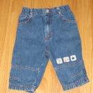 Cherokee Baby 6 months Medium blue denim jeans