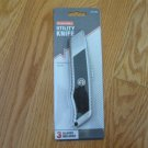 CTT RETRACTABLE UTILITY KNIFE NEW in package WITH 3 BLADES