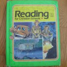 BJU READING 4 STUDENT TEXT BOOK ISBN # 0-89084-264-7 BOB JONES UNIVERSITY HARDCOVER HOME SCHOOL