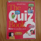 THE AMERICAN GIRL LIBRARY THE QUIZ BOOK 2 ISNB # 1-58485-285-2