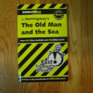THE OLD MAN AND THE SEA (CLIFFS NOTES) PAPERBACK BOOK VINTAGE HOMESCHOOL ISBN # 978 0 7645 8660 6