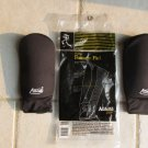 SET OF 2 ADAMS USA FOREARM PADS JUNIOR KNIT FOOTBALL SPORTS CONTOURED MARTIAL ARTS 60-120-Lbs NIP