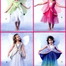 McCALL'S 4887 SIZE 2-5 RENNANISANCE, FAIRY CLOTHES SEWING PATTERN DRESS COSTUME NEW