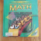 PRENTICE HALL MIDDLE GRADES MATH HOMESCHOOL TEACHER'S EDITION BOOK ISBN # 0-13-434688-2  1999