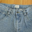 CHEROKEE MEN'S SIZE 30 X 30 JEANS MED BLUE STONE WASHED CARPENTER FARM WORK PAINTERS CONSTRUCTION