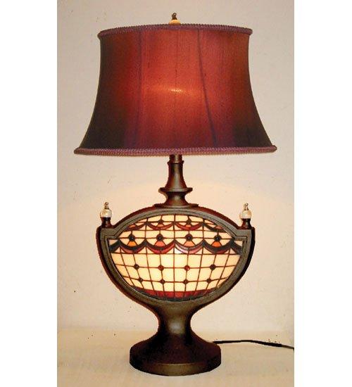 Pacific coast lighting table