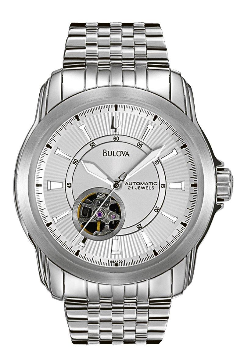 Bulova (96A100) Brand New Men's Automatic Self Winding
