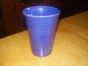 Cobalt Blue Water Tumbler