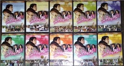 SA PILING MO DVD Complete Vol 1-10 Piolo Pascual Juday