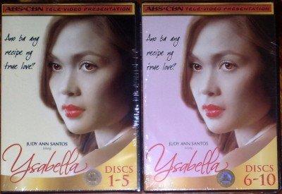 YSABELLA DVD Vol 1 - 10 COMPLETE Judy Ann Santos SEALED
