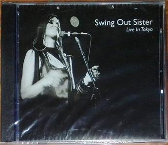SWING OUT SISTER Live In Tokyo NEW Philippine Release