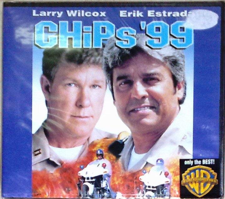 CHIPS 99 VCD Erik Estrada Larry Wilcox BRAND NEW!