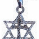 Silver Star and Cross