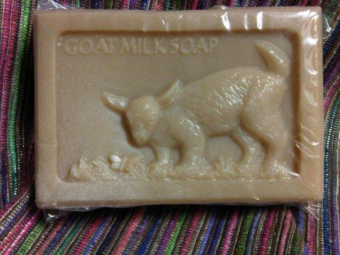 Natural Goat Milk Soap *Orange Cream Peach Scented*