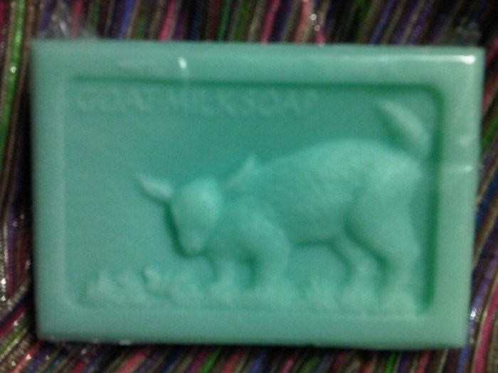 Natural Goat Milk Soap *Pacific Waters Scented*